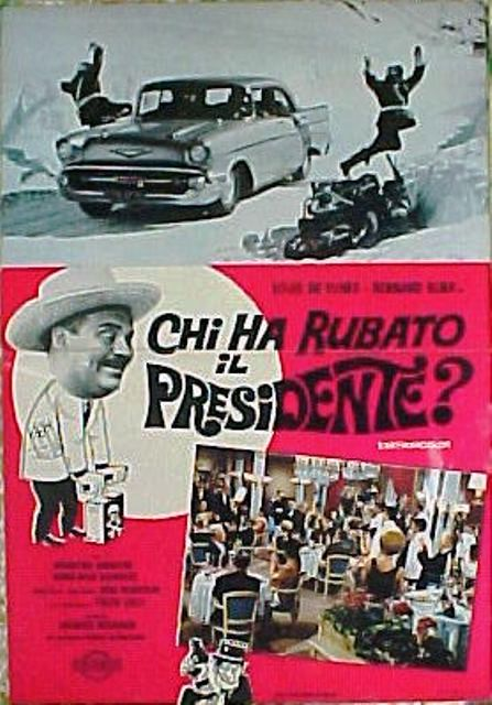 CHI HA RUBATO IL PRESIDENTE 2 4