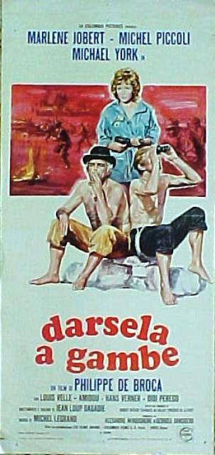 DARSELA A GAMBE
