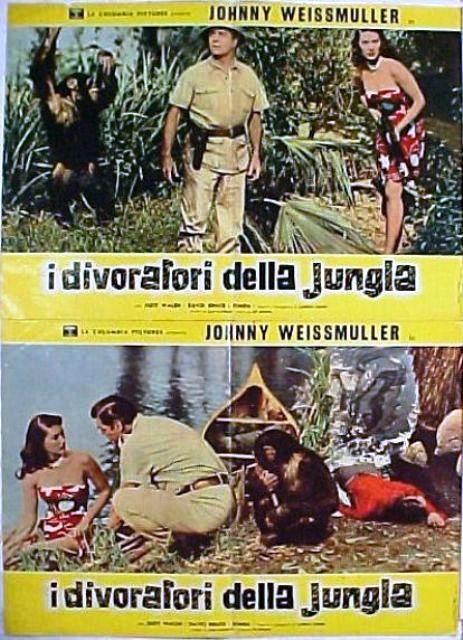 I Divoratori della jungla