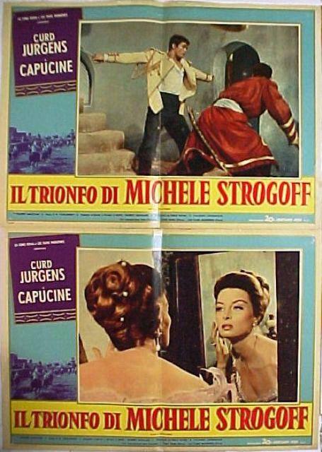 Il trionfo di michele strogoff