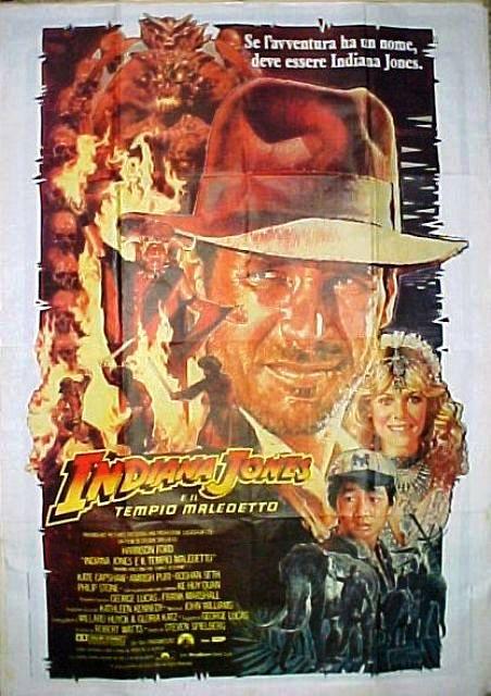 Indiana Jones ed il tempio Maledetto