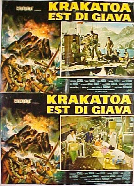 Krakatoa est di giava