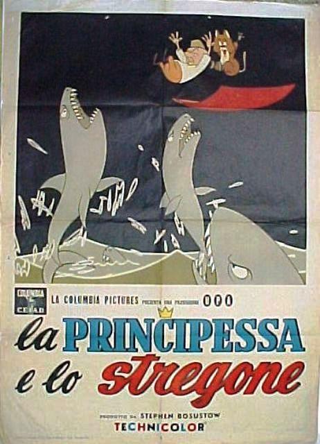 La principessa e lo stregone 3 1