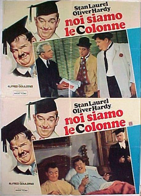 NOI SIAMO LE COLONNE 2