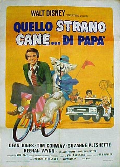 QUELLO STRANO CANE DI PAPA 4