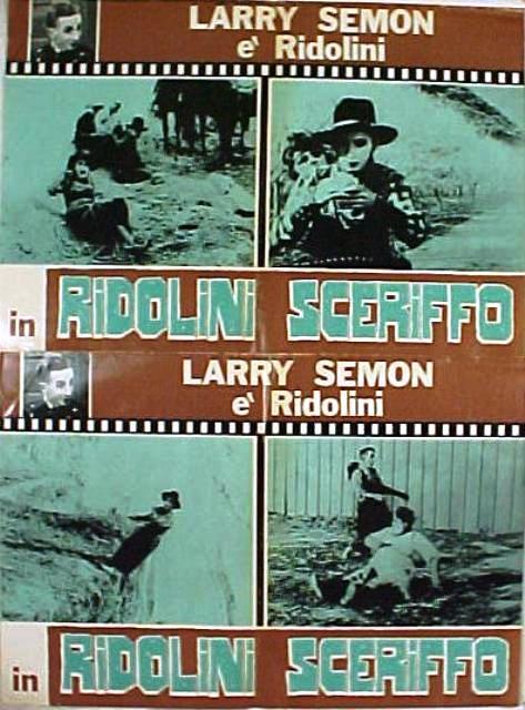 RIDOLINI SHERIFFO B 2