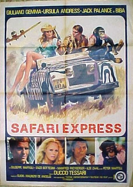 Safari Express 2 1