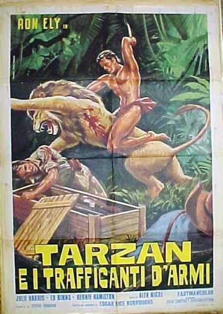 Tarzan e i trafficanti dìarmi 2