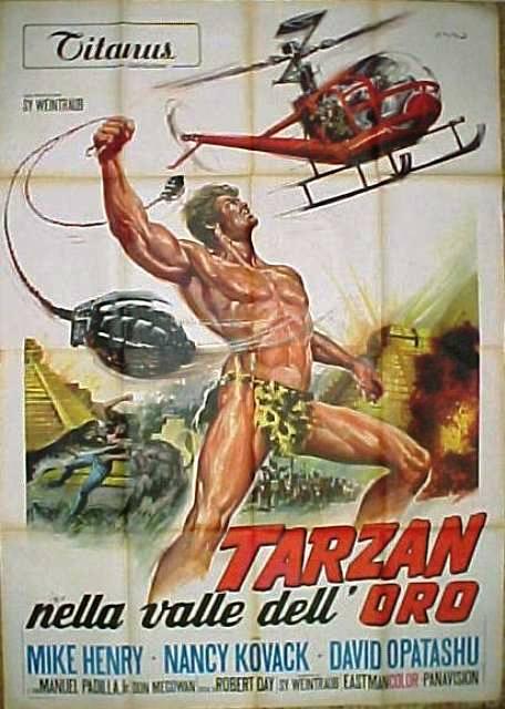 Tarzan nella valle delloro 1