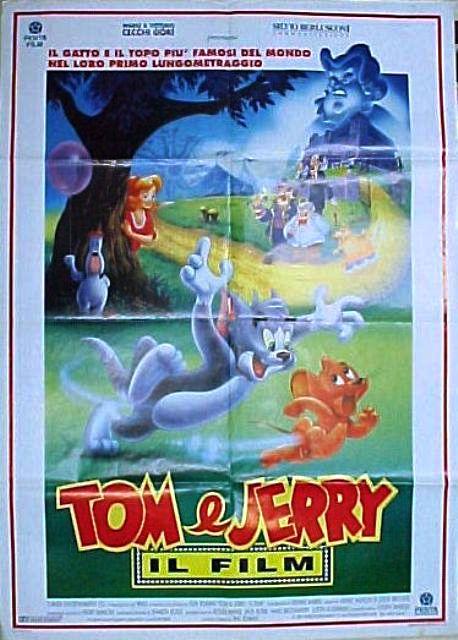To e Jerry il film